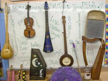 Folk Music in World Culture