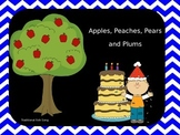 Folk Song: Apples, Peaches, Pears and Plums