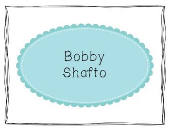 Folk Song Visuals: Bobby Shafto