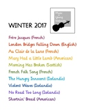Folk Songs for Violin