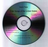 Folk Songs of the USA CD