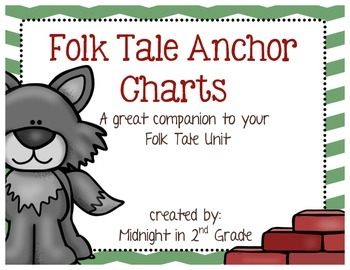 Folk Tale Anchor Charts