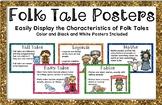 Folk Tale Posters