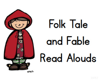 Folk Tale and Fable QR Codes