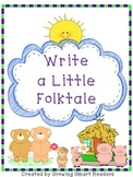 Folktale Writing
