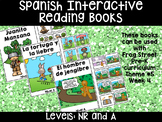 Folk Tales & Fables Spanish Interactive Reading Books Use With Frog Street