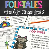 Folk Tales Graphic Organizers