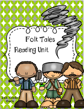 Folk Tales with Mentor Text