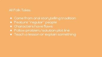 Folk Tales Slideshow
