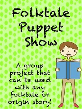 Folk tale Puppet Show