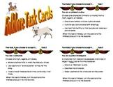 Folklore Task Cards