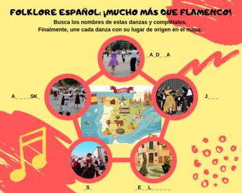 Folklore español (Español)