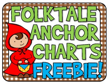 Folktale anchor charts freebie by barnard island tpt for Tale definition