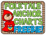 Folktale Anchor Charts FREEBIE!