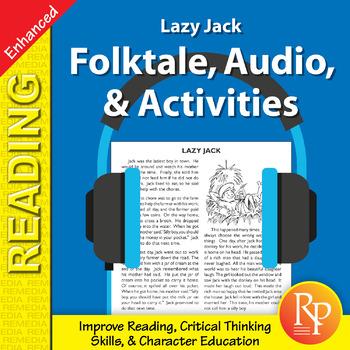 Folktale, Audio, & Activities: Lazy Jack - Enhanced