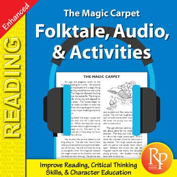 Folktale, Audio, & Activities: Magic Carpet - Enhanced