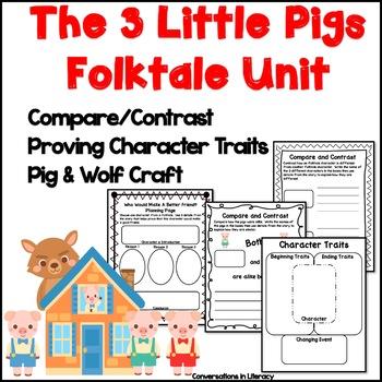 Folktale Compare & Contrast Unit