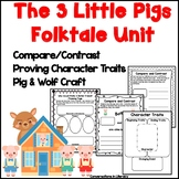 Folktales Compare and Contrast Unit