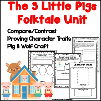Theme Folktales Worksheets & Teaching Resources | TpT