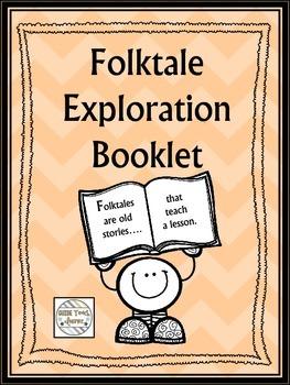 Folktale Exploration Booklet