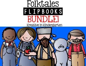 Folktale Flipbook