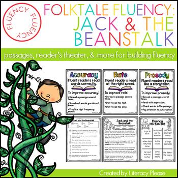 Folktale Fluency: Jack and the Beanstalk