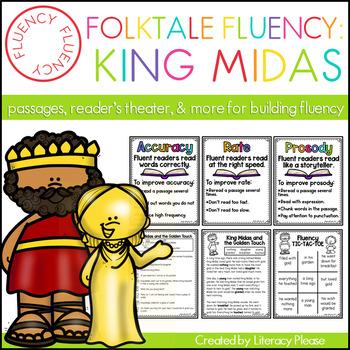 Folktale Fluency: King Midas & the Golden Touch