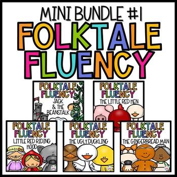 Folktale Fluency: Mini Bundle #1