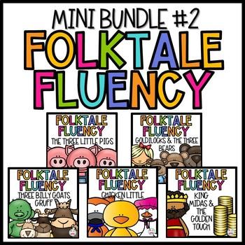 Folktale Fluency: Mini Bundle #2