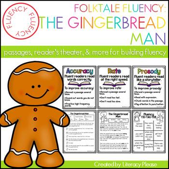 Folktale Fluency: The Gingerbread Man