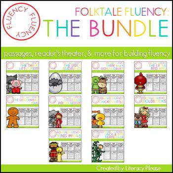 Folktale Fluency: The Ultimate Bundle
