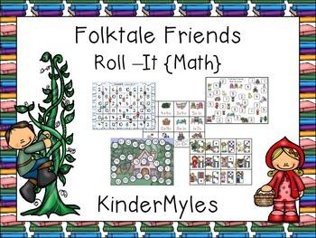 Folktale Friends {Roll It}
