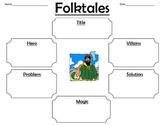 Folktale Graphic Organizer