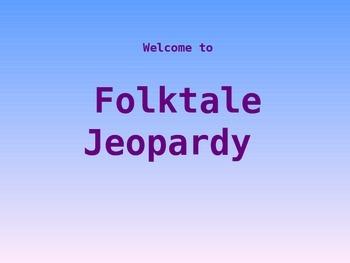 Folktale Jeopardy