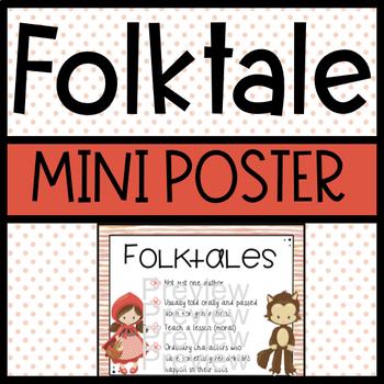 Folktale Mini Poster