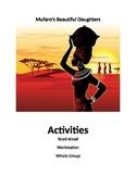 "Folktale ""Mufaro's Beautiful Daughters"" activities"