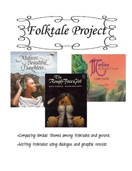 Folktale Reading and Writing Project