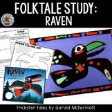 Folktale Study: Raven by Gerald McDermott