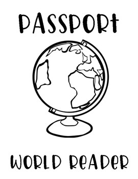 Folktale and Fables Passport Activity