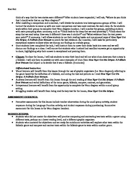 Folktale/Compare and Contrast Lesson Plan