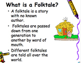 Intro to Folktales and Folklore Powerpoint