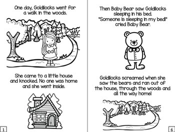 FABLES AND FOLKTALES Goldilocks and the Three Bears