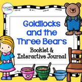 FABLES AND FOLKTALES ACTIVITIES for COMMON CORE Goldilocks and the Three Bears
