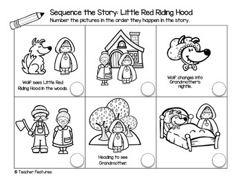 FABLES AND FOLKTALES Little Red Riding Hood