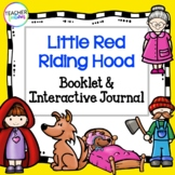 FABLES AND FOLKTALES ACTIVITIES for COMMON CORE Little Red Riding Hood