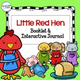 FABLES AND FOLKTALES ACTIVITIES for COMMON CORE Little Red Hen
