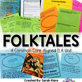 Folktales- A Common Core Aligned E.L.A Unit