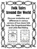 Folktales Around the World Traveler's Guide Book 1