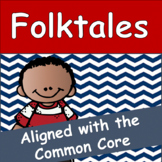 Folktales: Passages and Comprehension Printables Bundle