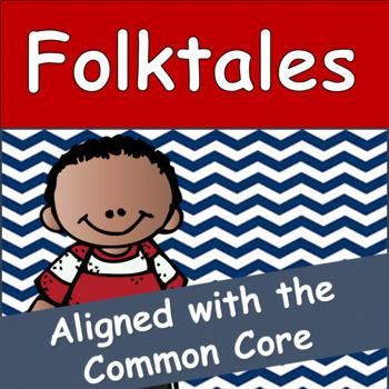 Folktales: Passages and Comprehension Printables Bundle